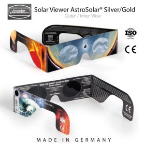 Gafas Baader para eclipse solar