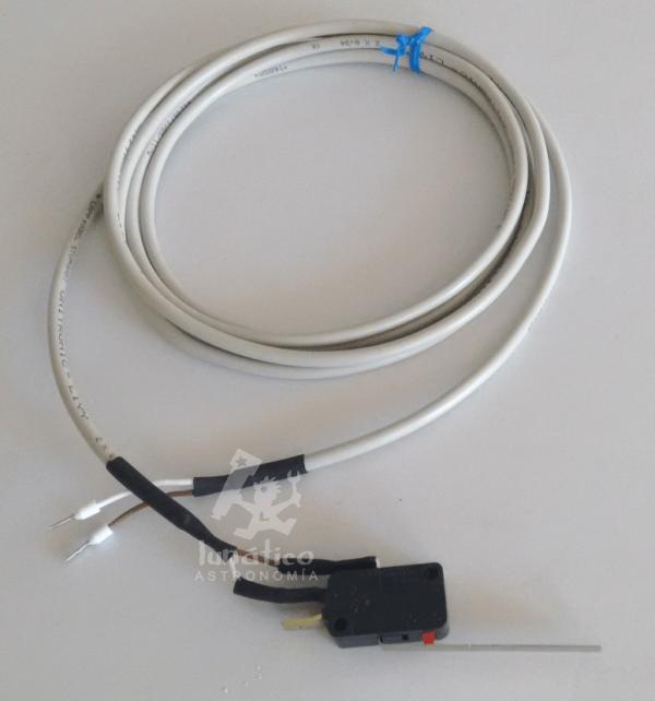 Sensor/Interruptor mecánico de final