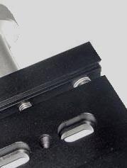 Soporte hembra cola de milano tipo VIXEN