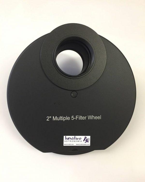 Manual Filter wheel-Rueda portafiltros manual