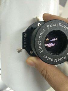 PolemasterPoleMaster - buscador a la polar de alta precisión y fácil uso.
