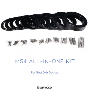Adaptadores QHY M54 All-in-one Kit