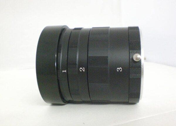 Adaptador para objetivos Canon/Nikon