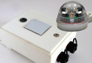 AAG CloudWatcher Cloud Detector con sensor de lluvia